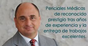 Javier Bertran Periciales Médicas de reconocido prestigio tras años de experiencia y la entrega de trabajos excelentes.